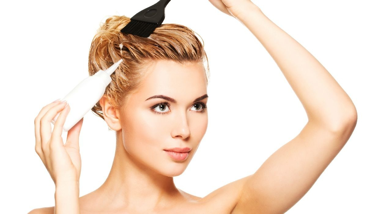 De mest almindelige fejl ved hårfarvning