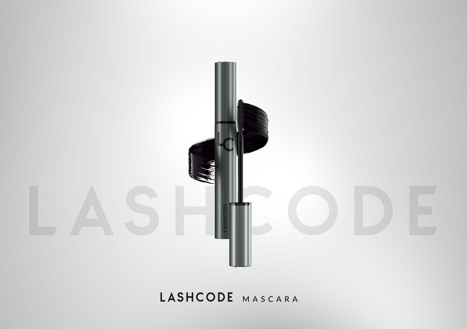 Lashcode Mascara. Definition of Beauty in Luxury Version