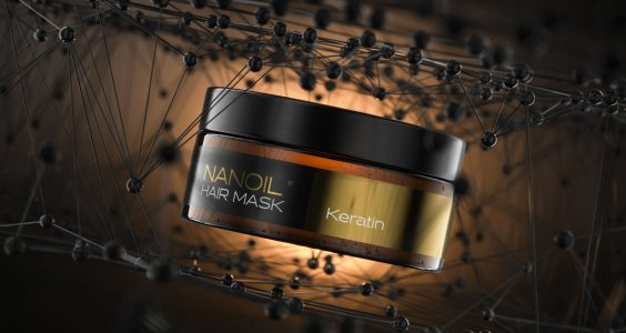 Nanoil foretrukne keratinmasker